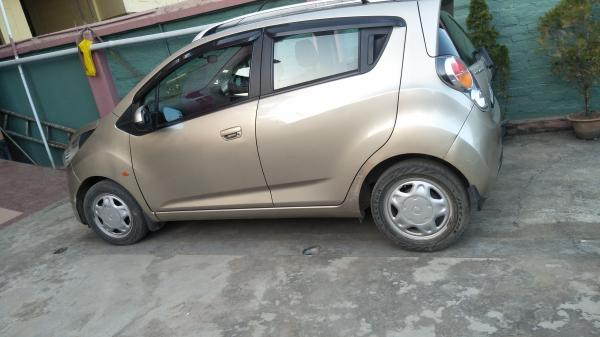 Chevrolet Beat LT 2011 Top model