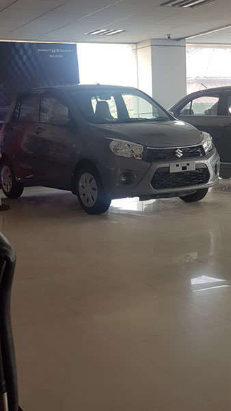 Celerio vxi optional manual