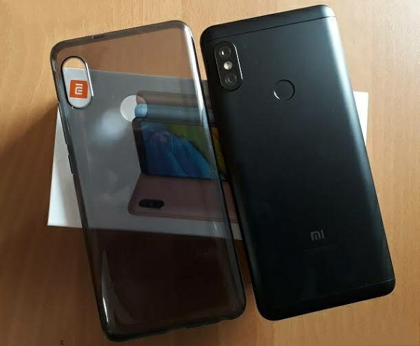 Redmi note 5 pro black india version
