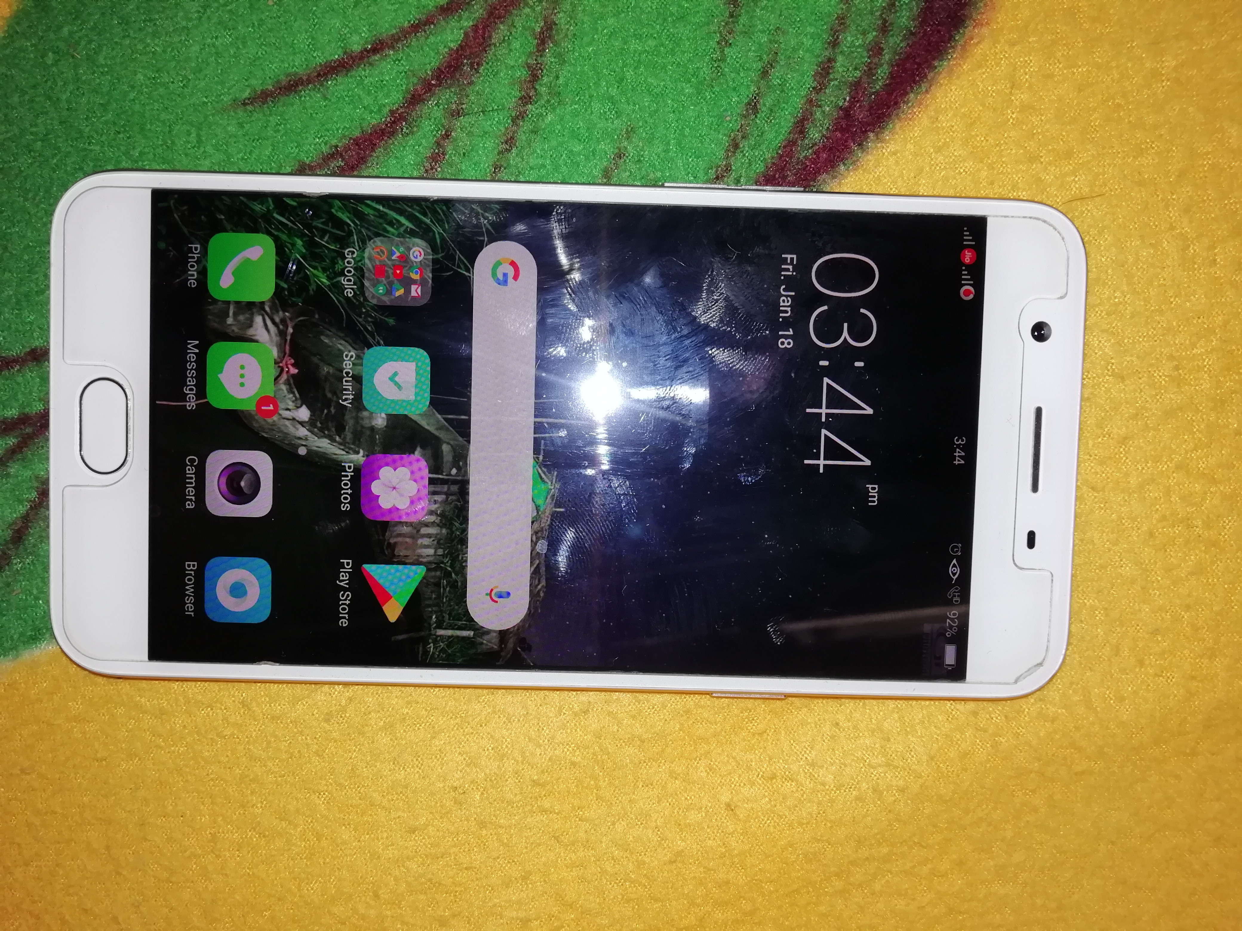 oppo f1s good condition