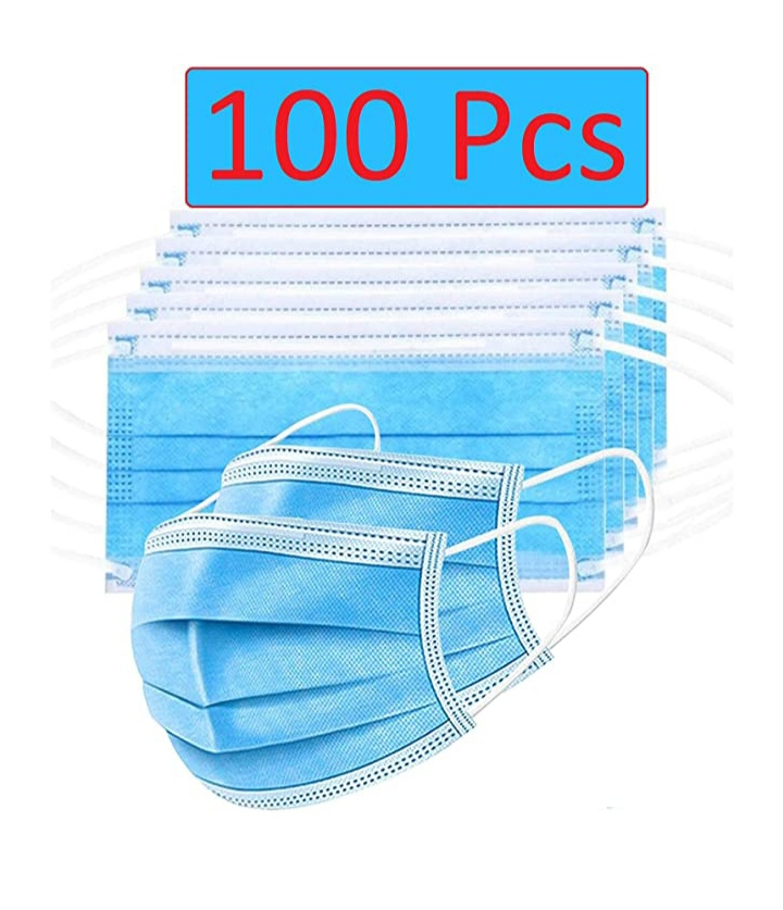 Surgical mask set of 50.