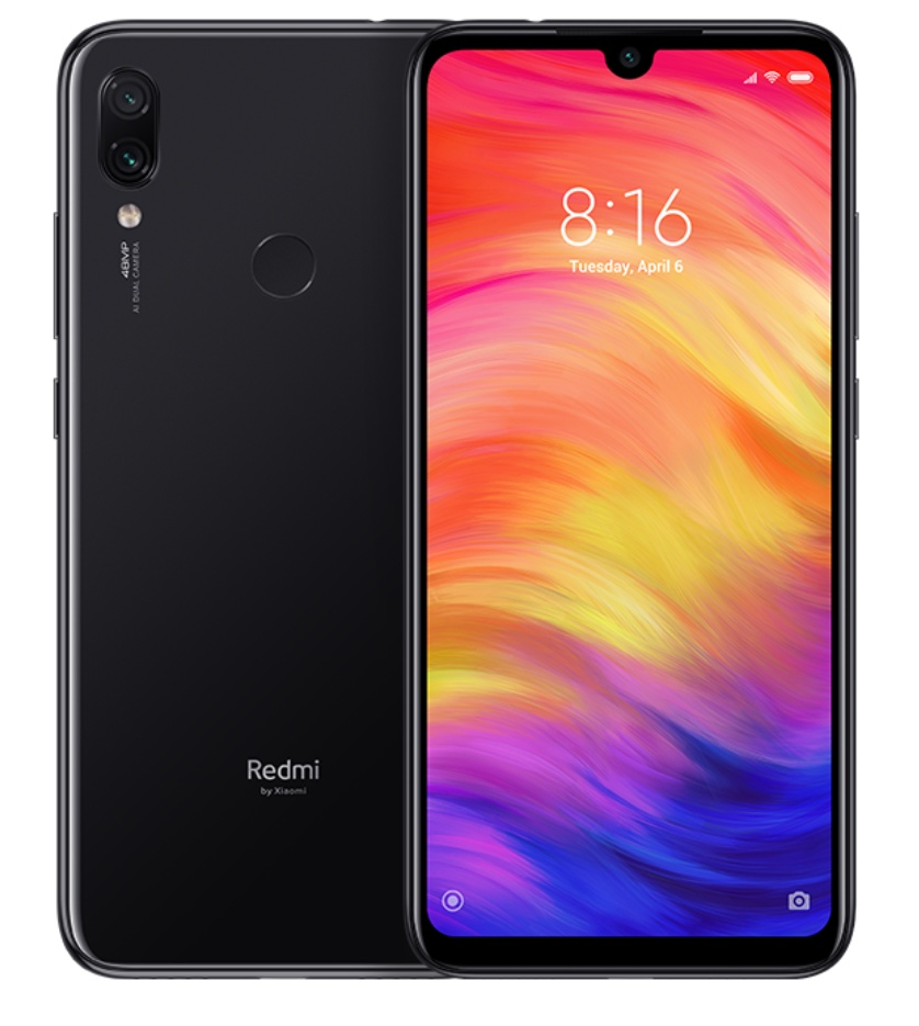 Mi note 7 pro 6gb 128 gb india version black price 17000