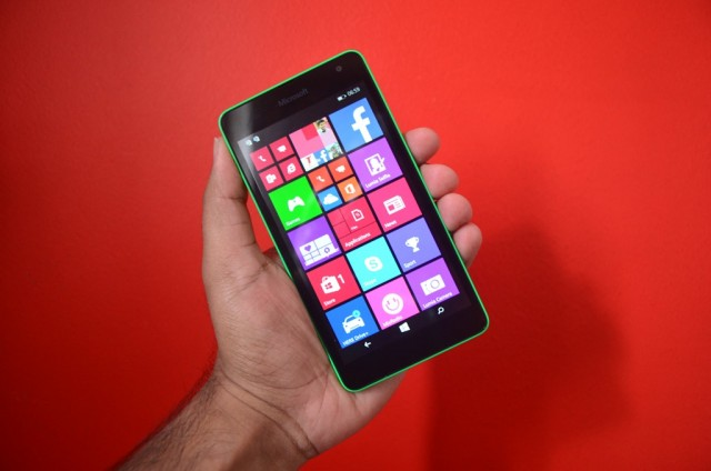 lumia 535 on sell very good condition