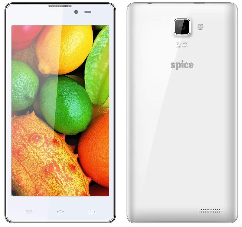 spice steller mi 509 only 3900rs