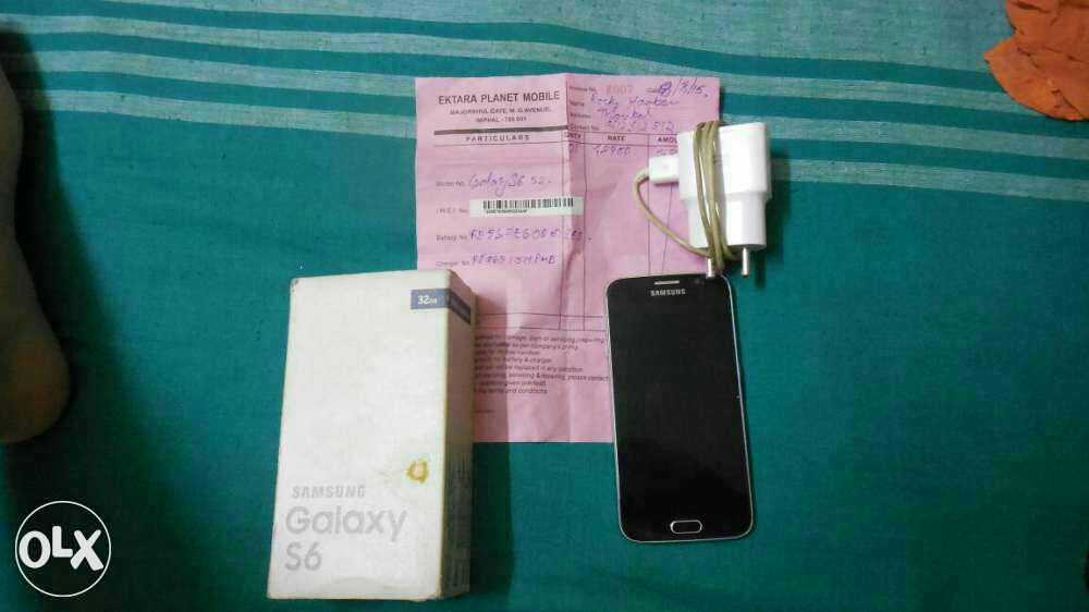 Samsung Galaxy S6 32gb on sell at low price