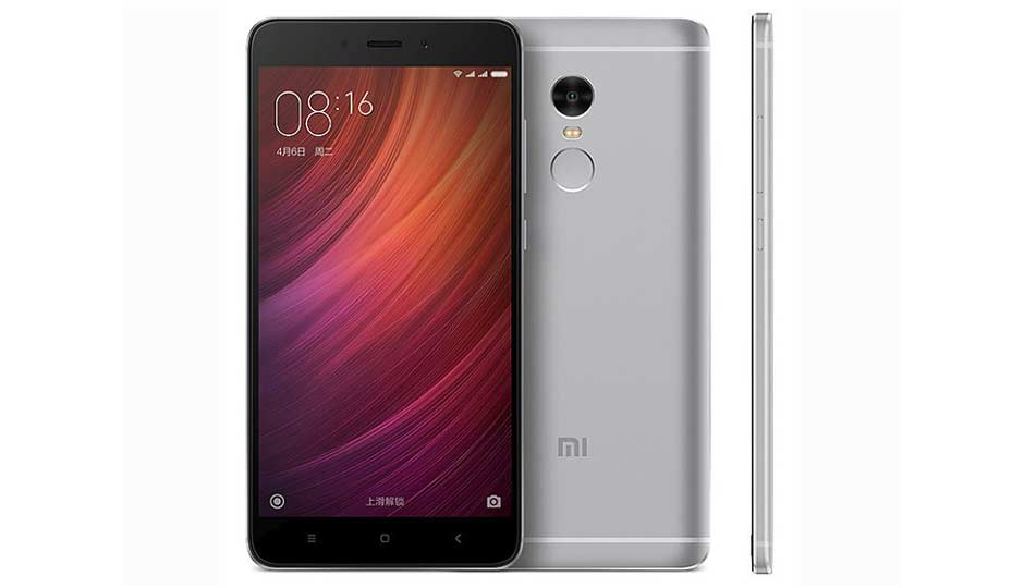 Redmi note 4 , 4gb 64